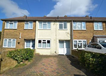 Thumbnail 2 bed terraced house for sale in Yarrow Road, Walderslade, Chatham