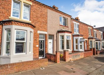 Thumbnail 3 bed terraced house for sale in Arthur Street, Carlisle