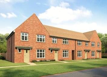 Thumbnail 3 bedroom terraced house for sale in Plots 1, 2, 3 & 4 - The Warwick, Grove Lane, Stonehouse