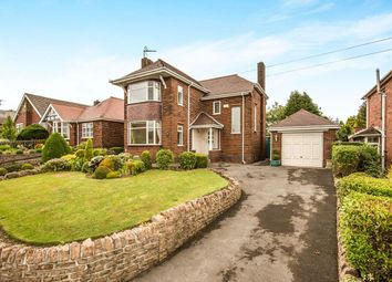 Thumbnail 3 bed detached house for sale in Nottingham Road, Codnor, Ripley