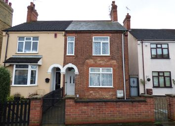Thumbnail 3 bedroom semi-detached house for sale in London Road, Fletton