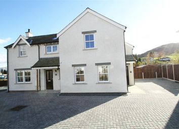 Thumbnail 2 bed detached house for sale in 11 Croft Terrace, Braithwaite, Keswick, Cumbria