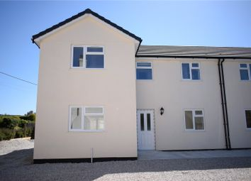 Thumbnail 3 bed semi-detached house to rent in Stibb Cross, Torrington