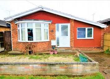 Thumbnail 3 bed detached bungalow for sale in Limetree Road, Canvey Island, Essex
