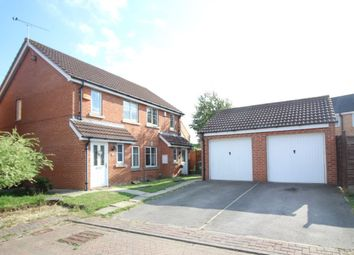 Thumbnail 2 bed semi-detached house for sale in Gleneagles Court, Normanton