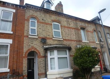 Thumbnail 5 bed terraced house to rent in Warner Street, Derby