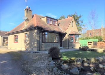 Thumbnail 3 bedroom country house for sale in Myreside, Aberchirder, Huntly