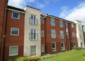 Thumbnail 2 bed flat for sale in Dorney Place, Cannock