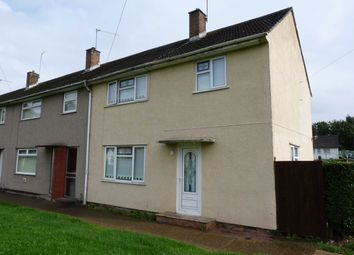 Thumbnail 3 bedroom end terrace house for sale in John Field Walk, Ringland, Newport