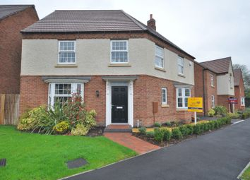 Thumbnail 4 bed detached house to rent in Fallow Drive, Drakelow, Burton-On-Trent