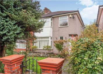 Thumbnail 3 bed semi-detached house for sale in Wordsworth Avenue, Bury