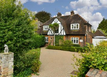 Thumbnail 4 bed detached house for sale in Beacon Way, Banstead, Surrey