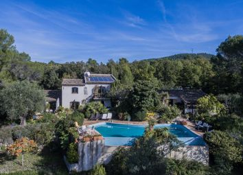 Thumbnail 4 bed property for sale in St Cezaire Sur Siagne, Alpes Maritimes, France