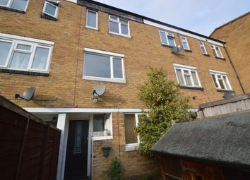 Thumbnail 3 bed town house to rent in Whinchat Road, London