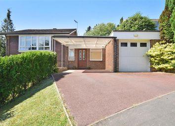 Thumbnail 4 bed detached house for sale in Dunedin Drive, Caterham, Surrey