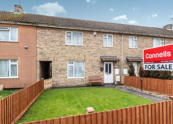 Thumbnail 4 bed terraced house for sale in Capgrave Crescent, Brislington, Bristol
