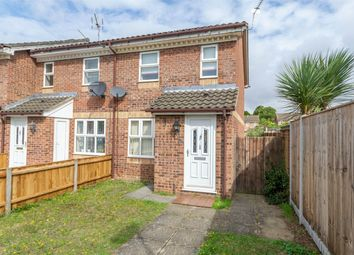 Thumbnail 2 bedroom end terrace house for sale in Orchard Close, Norwich Road, Fakenham