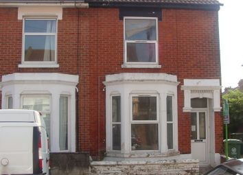 Thumbnail 5 bedroom end terrace house to rent in Talbot Road, Southsea