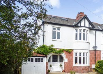Thumbnail 4 bed semi-detached house for sale in Sully Road, Penarth