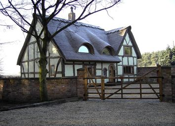 Thumbnail 4 bed detached house to rent in Cotebrook, Cheshire