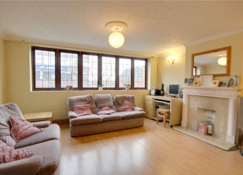 Thumbnail 3 bed maisonette for sale in Station Road, Addlestone, Surrey