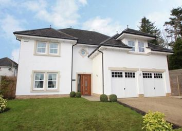 Thumbnail 5 bedroom detached house for sale in Picketlaw Farm Road, Carmunnock, Glasgow