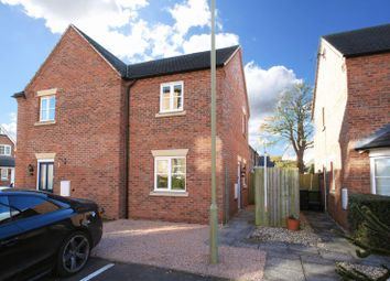 Thumbnail 2 bed semi-detached house to rent in The Chestnuts, Cross Houses, Shrewsbury