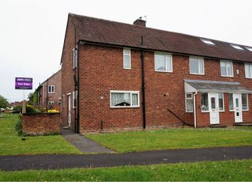 Thumbnail 4 bed semi-detached house for sale in Dodney Drive, Preston