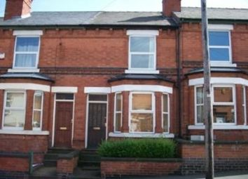 Thumbnail 3 bed terraced house to rent in Church Drive, Hucknall, Nottingham