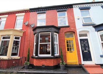 Thumbnail 3 bed terraced house for sale in Alwyn Street, Aigburth, Liverpool, Merseyside