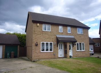 Thumbnail 3 bed semi-detached bungalow for sale in Partridge Close, Luton