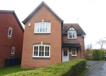 Thumbnail 4 bedroom detached house to rent in Linton Close, Bawtry, Doncaster