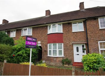 Thumbnail 3 bedroom terraced house for sale in Langbrook Road, London