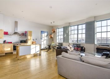 Thumbnail 2 bedroom flat for sale in Alpha House, 4 Beta Place, London