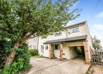 3 bed semi-detached house for sale in Broad Street, Clifton, Shefford SG17