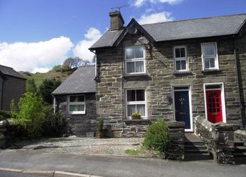 Thumbnail 3 bed semi-detached house for sale in Castle Terrace, Dolwyddelan, Conwy
