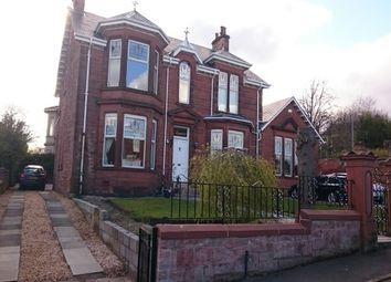Thumbnail 3 bedroom property to rent in Bowling Street, Coatbridge