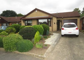 Thumbnail 3 bed detached bungalow for sale in Shearwater Road, Lincoln