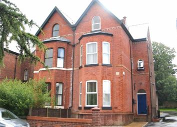Thumbnail 2 bed flat to rent in Brook Road, Stockport