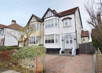 Thumbnail 5 bed semi-detached house to rent in Clatterfield Gardens, Westcliff-On-Sea, Essex