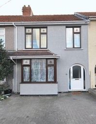 Thumbnail 4 bed terraced house to rent in Northville Road, Horfield, Bristol