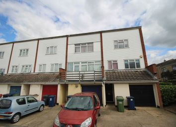 Thumbnail 3 bed terraced house for sale in Nene Road, Huntingdon, Cambridgeshire.
