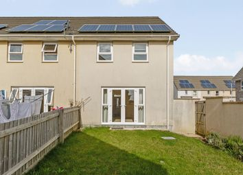 Thumbnail 3 bedroom end terrace house for sale in Unity Park, Plymouth