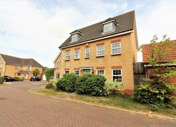 Thumbnail 5 bedroom detached house for sale in Thixendale, Carlton Colville