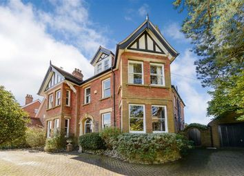 Thumbnail 7 bed detached house for sale in Rosebery Avenue, Harpenden, Hertfordshire