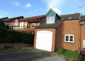 Thumbnail 3 bed end terrace house for sale in Lark Rise, Uttoxeter
