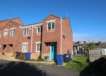 Thumbnail 3 bed town house for sale in West View Road, Mexborough