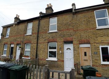 Thumbnail 2 bed terraced house to rent in Blenheim Road, Dartford