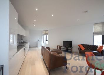 Thumbnail 3 bed flat to rent in Summerston House, Starboard Way, Royal Docks