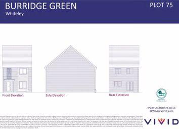 Thumbnail 3 bed semi-detached house for sale in Botley Road, Burridge, Southampton